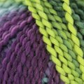 Euro Baby Maypole - Lime, Green, Purple (006)