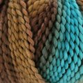 Euro Baby Maypole - Brown, Teal, Purple, Taupe (029)