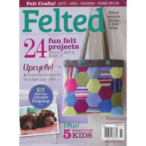 Felted 2015 Summer/Fall Special Issue -  ()