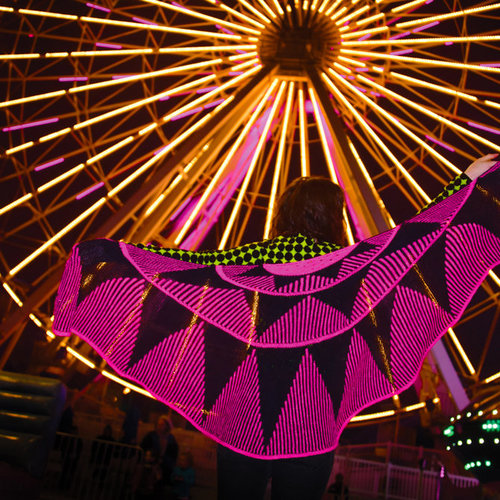 Ferris Wheel Shawl with Xandy Peters -  ()