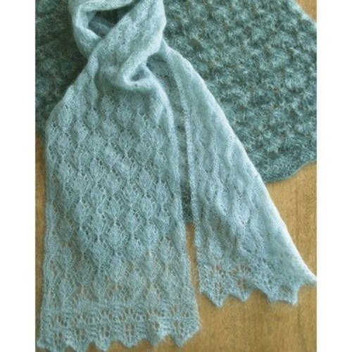 Fiber Trends AC73X Cocoon Lace Scarf & Wrap -  ()