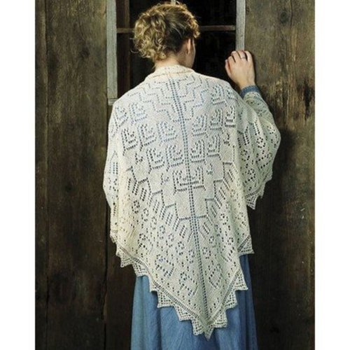 Fiber Trends S-2003 Sheep Shawl -  ()