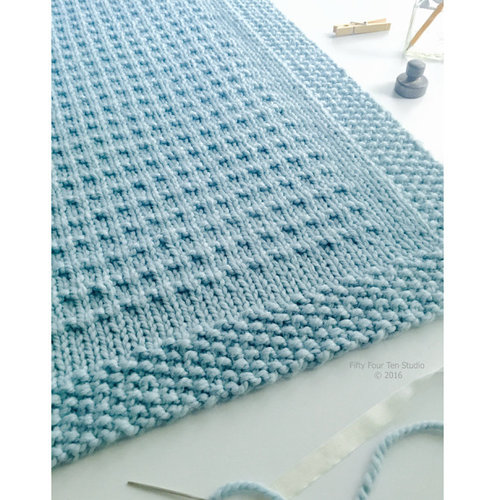 Fifty Four Ten Studio Third Street Blanket PDF -  ()