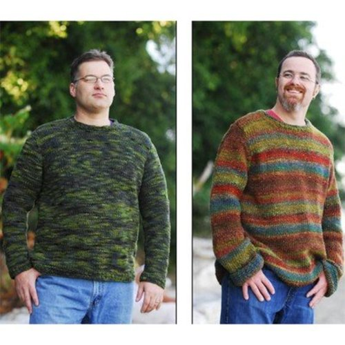 Figheadh Yarnworks Fundamental Men's Pullover PDF -  ()