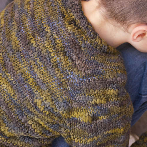 Figheadh Yarnworks Fundamental Top-Down Junior Cardigan PDF -  ()
