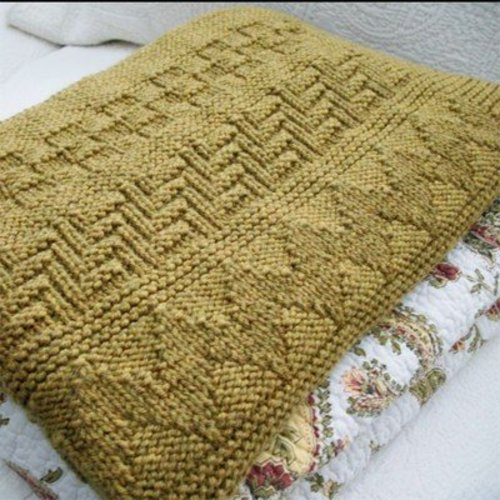 Figheadh Yarnworks The Big Easy Blanket PDF -  ()