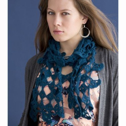 Filatura Di Crosa Let It Be Me Diamond Scarf PDF -  ()