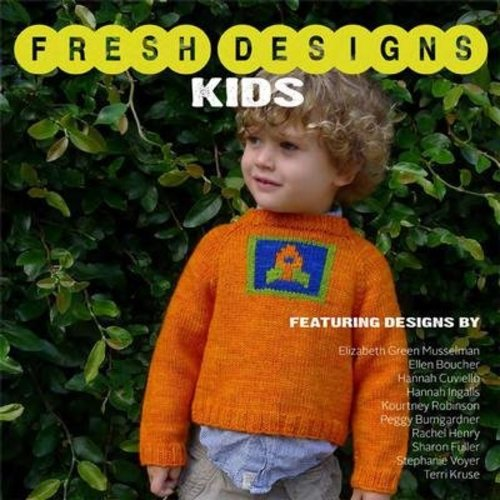 Fresh Designs: Kids! eBook -  ()
