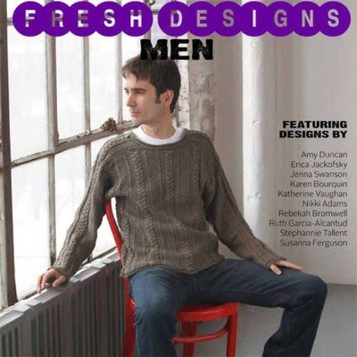 Fresh Designs: Men eBook -  ()