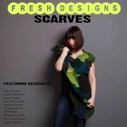 Fresh Designs: Scarves eBook -  ()