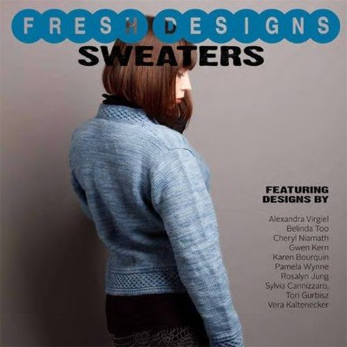 Fresh Designs: Sweaters eBook -  ()