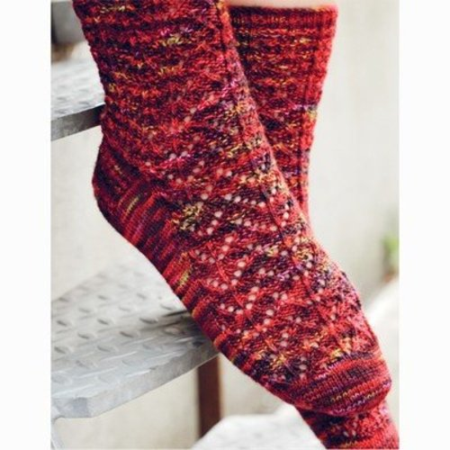 Gardiner Yarn Works Archery Socks PDF -  ()