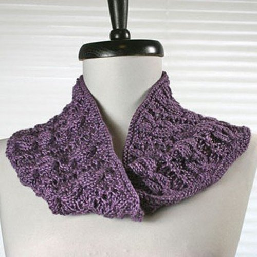 Gardiner Yarn Works Gordian Twist Neckwarmer PDF -  ()