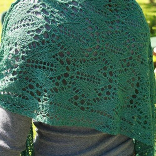 Gardiner Yarn Works Ivy Wrap PDF -  ()