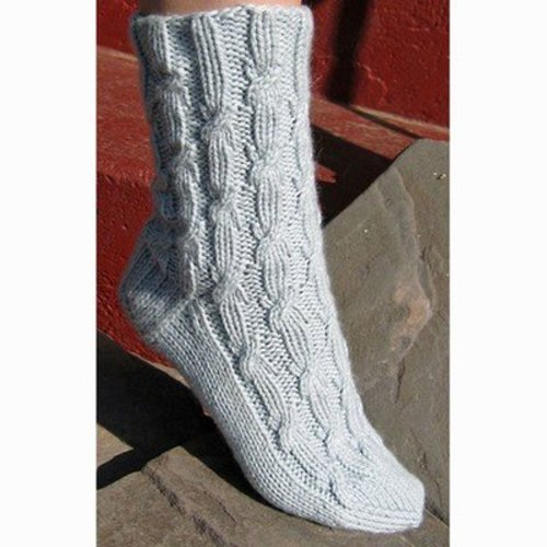 Gardiner Yarn Works Karen's Sugar-Free Socks PDF -  ()