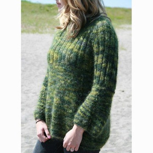 Gardiner Yarn Works Port Townsend Pullover PDF -  ()