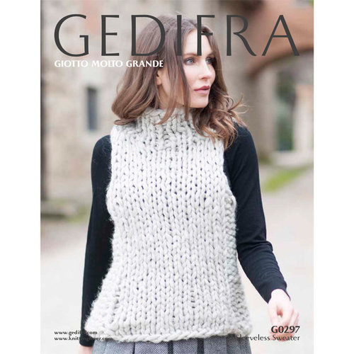 Gedifra G0297 Sleeveless Sweater PDF -  ()