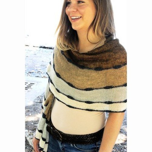 Grace Akhrem Not Your Grandmother's Pearls Shawl PDF -  ()