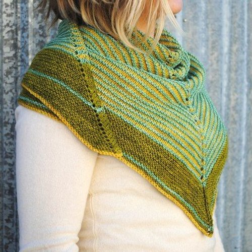 Grace Akhrem Viking Mermaid Shawl PDF -  ()