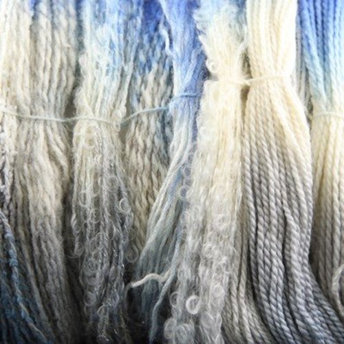 Hand Painted Knitting Yarns Giant Skein DK -  ()