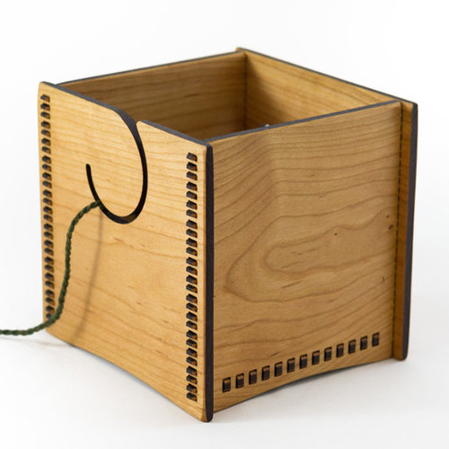 Hannah's Ideas in Wood Yarn Box -  ()