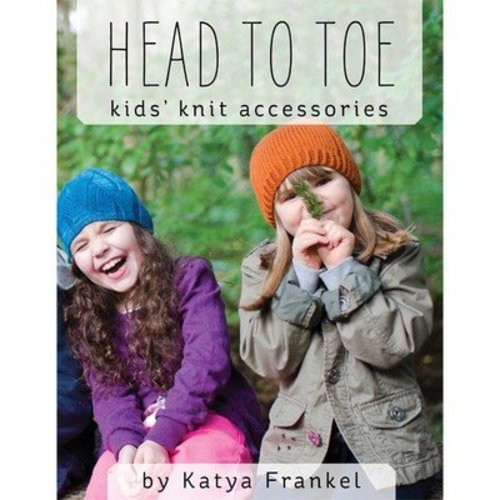 Head to Toe: Knit Accessories eBook -  ()