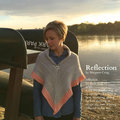 Heidi & Lana Reflection Shawl Kit - Mouse-Blossom (MOUBLO)