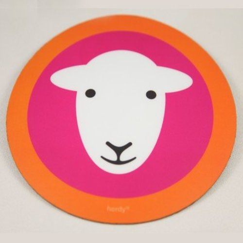 Herdy Mouse Pad -  ()