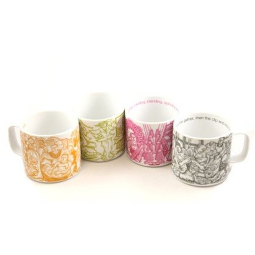Herdy Wool Journey Mug Set -  ()