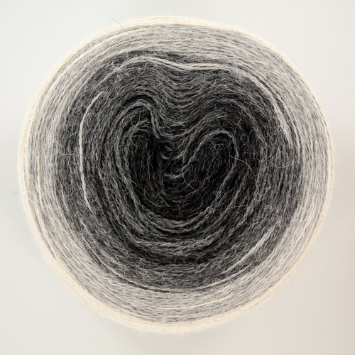HiKoo Concentric - Shades of Gray (1023)