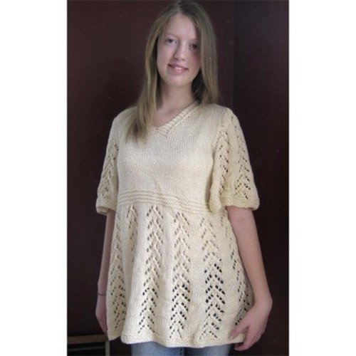 Hooked for Life Flutter Tunic PDF -  ()