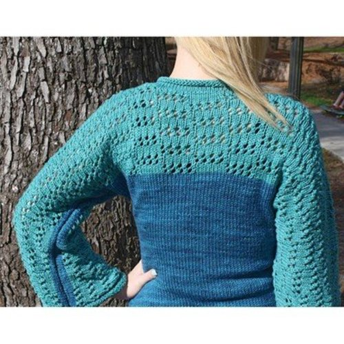 Hooked for Life Oceanic Tunic PDF -  ()