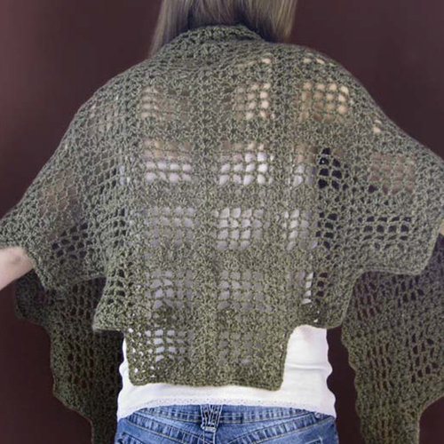 Hooked for Life One Step at a Time Shawl PDF -  ()