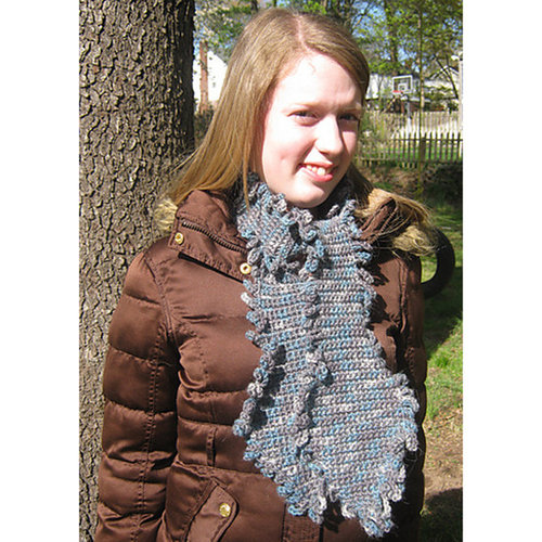 Hooked for Life Simply Fabulous Single Crochet Scarves PDF -  ()