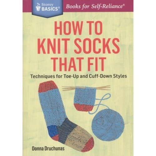 How to Knit Socks That Fit -  ()