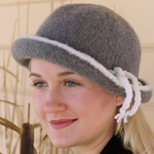 Imperial Yarn Felted Cloche PDF -  ()