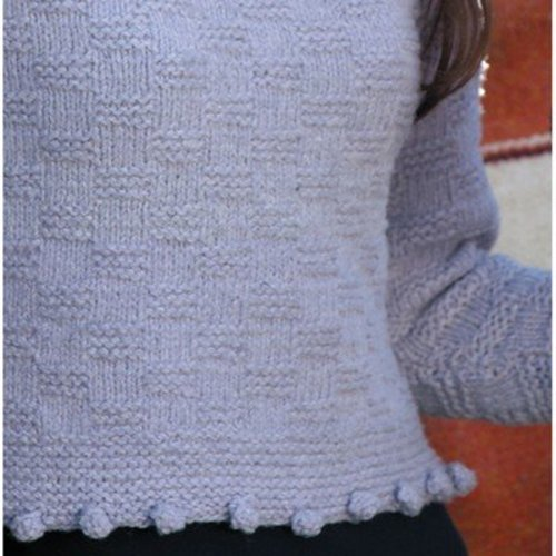 Imperial Yarn Jingle-bob Sweater (Free) -  ()