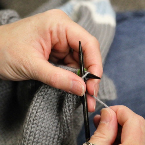 Improve Your Knitting Technique with Patty Lyons -  ()