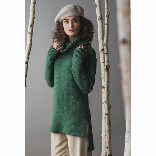 "Interweave Crochet Balsam Pullover Kit - 32½"" (1)"