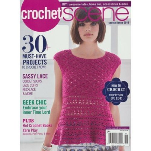 Interweave Crochet Crochetscene - Special Issue 2015 -  ()