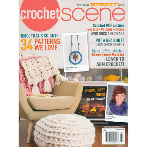 Interweave Crochet Crochetscene - Special Issue 2017 -  ()