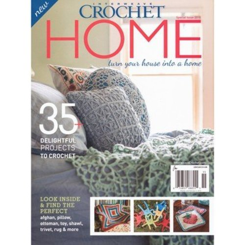 Interweave Crochet Home Magazine -  ()