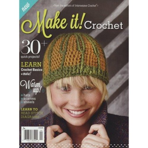 Interweave Crochet Make It! Crochet -  ()