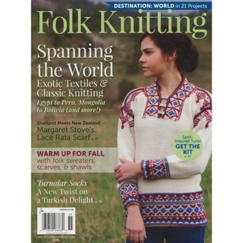 Interweave Knits Folk Knitting -  ()