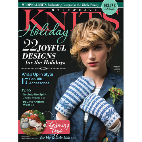 Interweave Knits Holiday Magazine 2017 -  ()