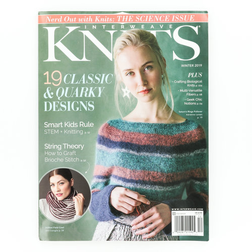 Interweave Knits Spin + Knit -  ()