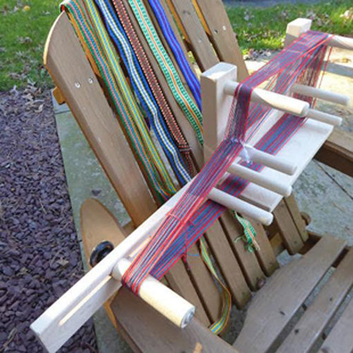 Introduction to Inkle Loom Weaving -  ()
