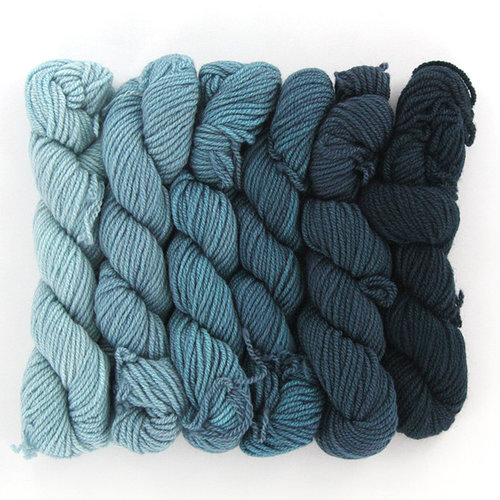 Jade Sapphire Mini Ombre Collection Kit - Scarab (SCRB)