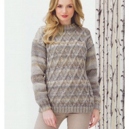 James C. Brett JB288 Sweater -  ()