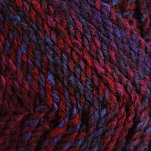 James C. Brett Marble Chunky Discontinued Colors - Wild Berry (0047)